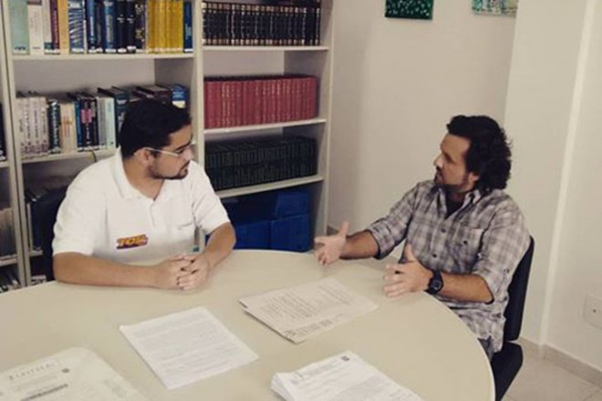 Foto: equipe de Jornalismo Rádio Colmeia
