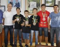 Projeto Karatê Porto União conquista medalhas