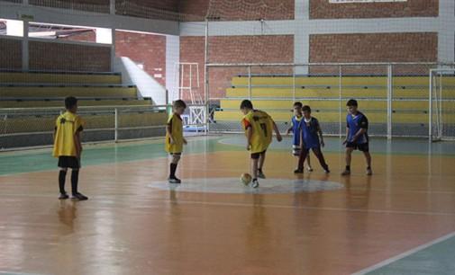 Escolinhas esportivas é destaque em Bituruna