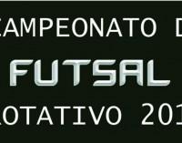 Bituruna promove Campeonato de Futsal Rotativo 2016