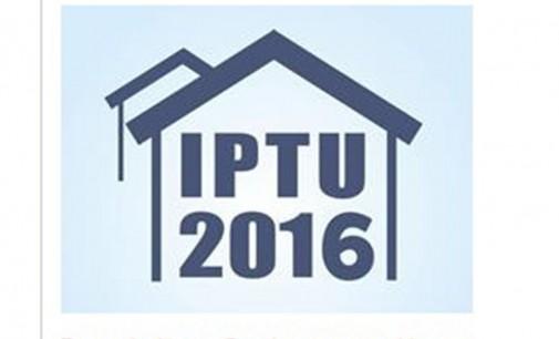 Dia 15 de maio vence o IPTU em Paula Freitas