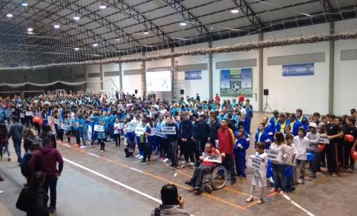 Fase Regional dos Jogos Escolares do Paraná tem inicio