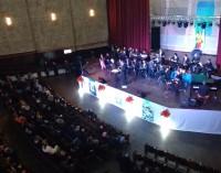Orquestra Show faz homenagens em P.U