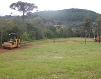 Parque de Eventos de Bituruna passa por reformas