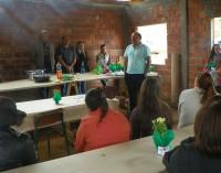 Prefeito participou de almoço com moradores do Catequese