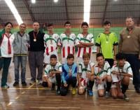 Porto União recebeu hoje os atletas do Jesc