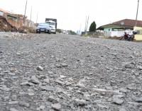 Programa Nosso Asfalto beneficia mais quatro ruas