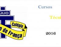 Túlio de França abre inscrições para cursos técnicos