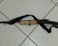 DIC P.U cumpre mandado de busca de arma de fogo