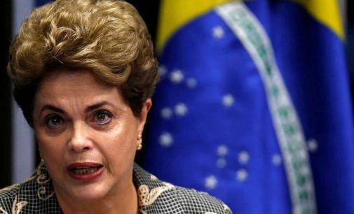 Dilma Vana Rousseff sofre o Impeachment