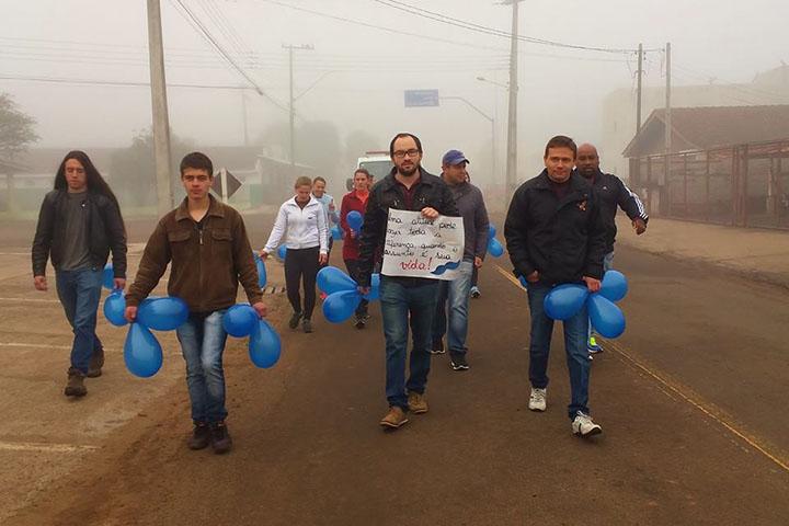 Foto: Secretaria de saúde de Paula Freitas.