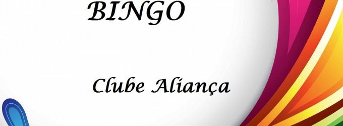 Vem ai o Bingo do Clube Aliança de Porto União
