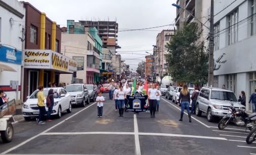 Porto União comemora seus 99 anos