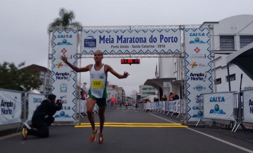 Sucesso absoluto a 1/2 Maratona do Porto