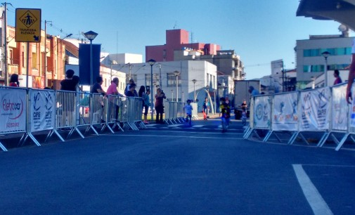 Meia Maratona Kids movimenta à tarde de sábado