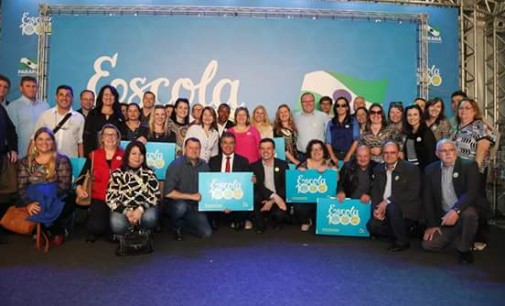 Sul do Paraná recebe o Projeto Escola 1000