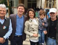 Santin Roveda é o novo prefeito de União da Vitória