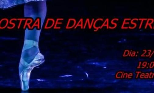 II Mostra de Danças Estrelas, será dia 23