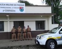 Distrito de São Cristóvão, já conta com base da PM