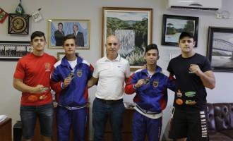 Karatê de Porto União garante medalhas em Brasileiro