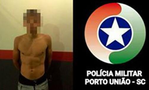 PM de Porto União cumpre mais dois mandados de prisão