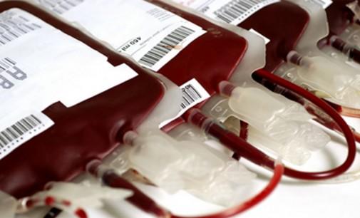 Banco de Sangue está com o estoque baixo