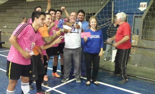 DME e RFCC realizam campeonato