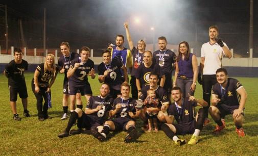 Final da VII Copa de Futebol 7 da Uniguaçu