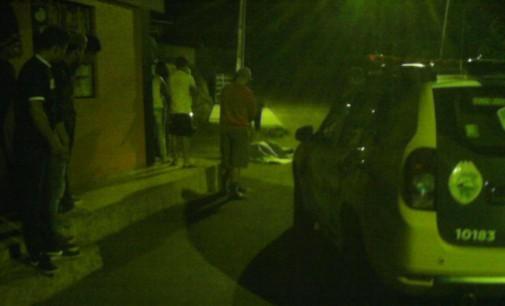 Homem é morto com três tiros na cabeça em Cruz Machado