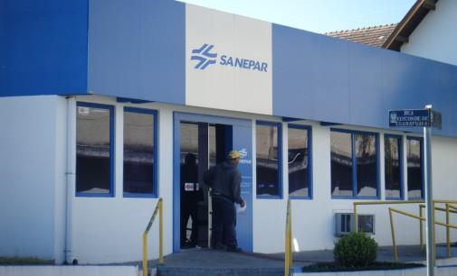 Sanepar fará manutenção na quarta-feira em Porto União