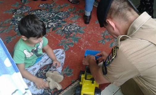 Policias Militares e Civis organizam Natal Solidário