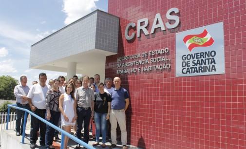 Bairro Vice King conta com serviço e estrutura do CRAS