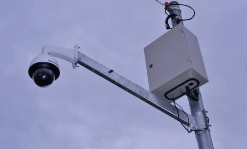Cruz Machado já conta com sistema de câmeras de vídeo