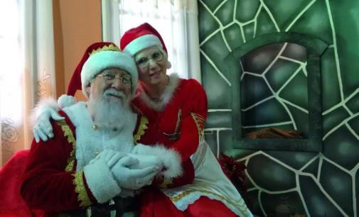 Você já fez uma visita na fábrica do Papai Noel?