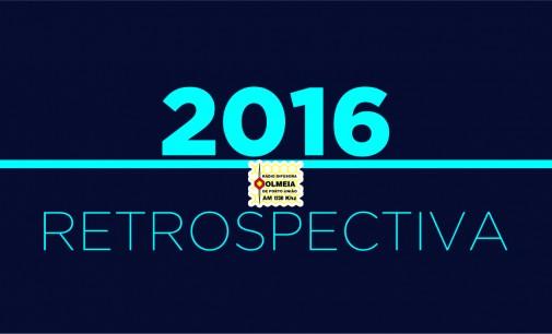 Os fatos que marcaram 2016 na nossa região
