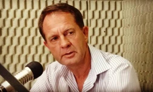Eliseu Mibach concede entrevista ao Jornal Colmeia