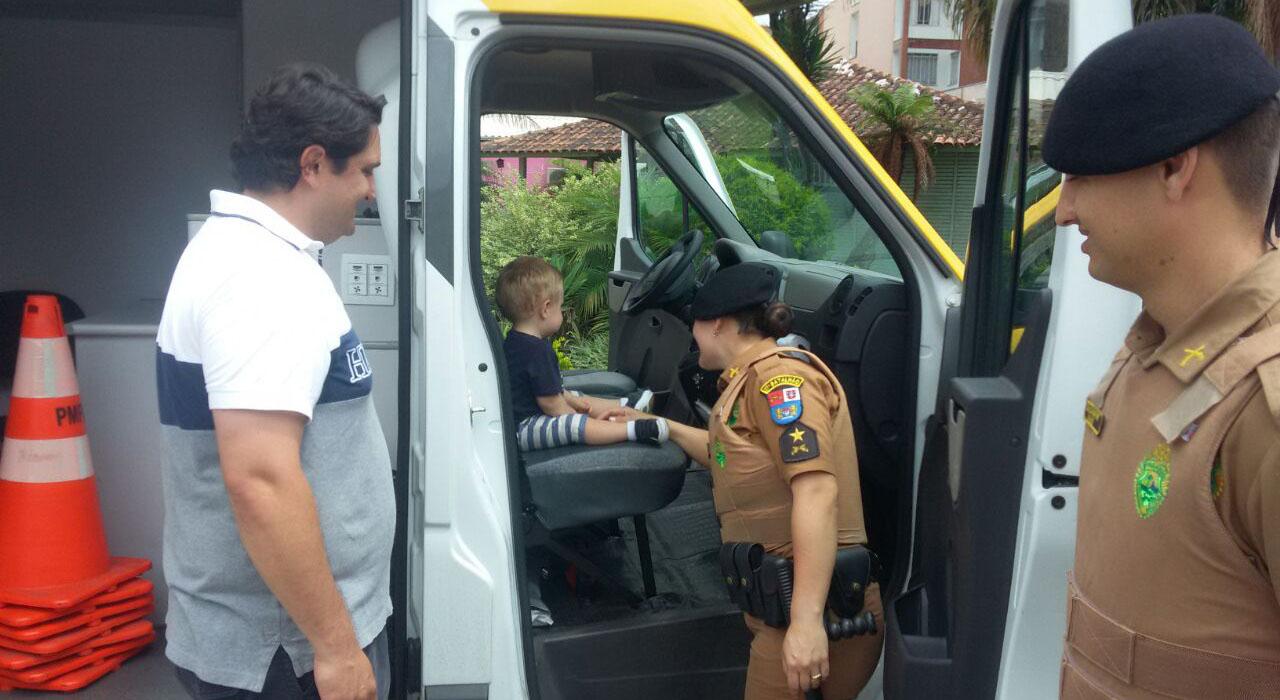 Foto: Polícia Militar de União da Vitória