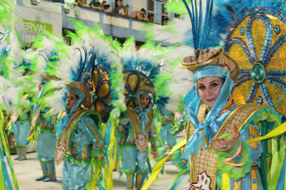 Bituruna esteve na passarela do Carnaval de Joaçaba 28.02.2017 06