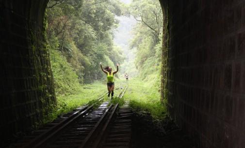 1ª Prova Cross Country 13 km uma viagem na ferrovia