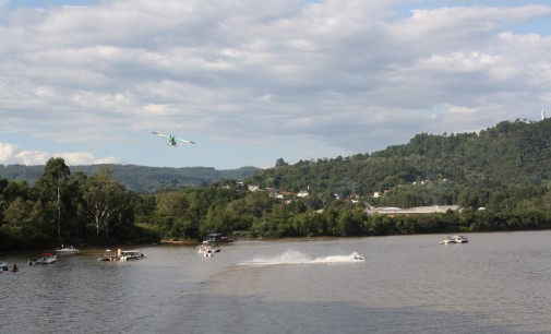 Copa Grillo de Jet ski movimenta o Parque Ambiental