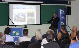 Sanepar realiza Projeto Comunidade em União da Vitória