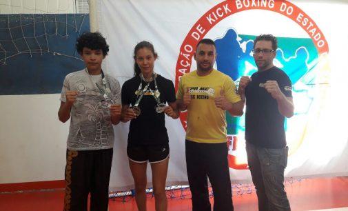 Bituruna é destaque no Campeonato Paranaense de Kickboxing