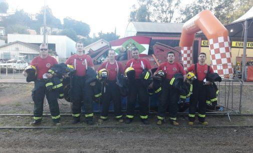 Bombeiros de PU integram equipe no World Rescue Challenge