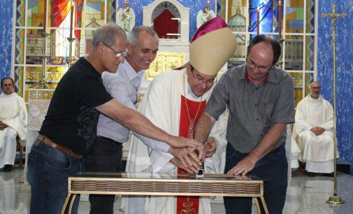 Paróquia São Pedro e São Paulo completa 10 anos