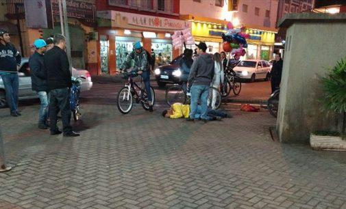 Rapaz é detido por furto de bicicleta em União da Vitória
