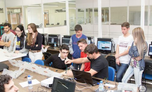Uniguaçu participa do Arduino Day