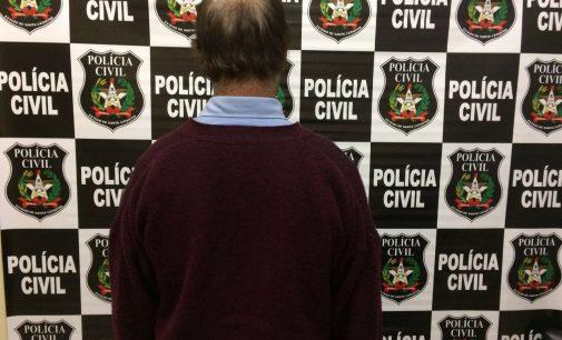 Homem é preso por tortura em Porto União