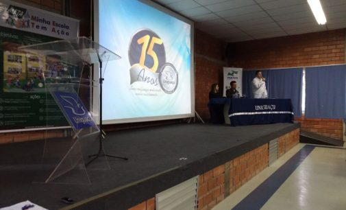 NRE faz reunião com os Grêmios Estudantis