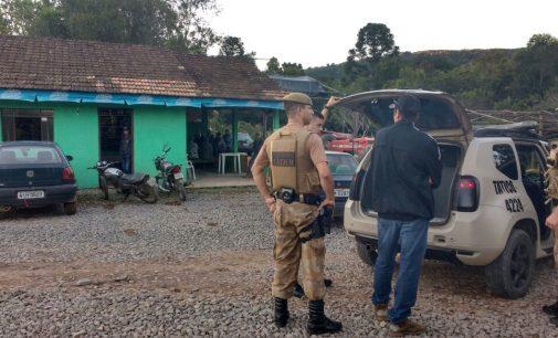 PM cumpre o 31° mandado de prisão em Porto União