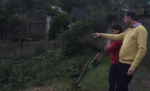 Prefeito Eliseu visita moradores do Jardim Oliveira
